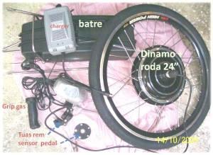 Kit 350 watt