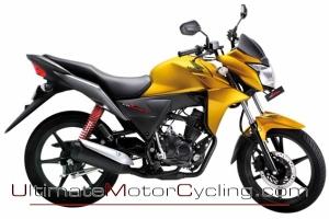 Honda 110 CB Twister