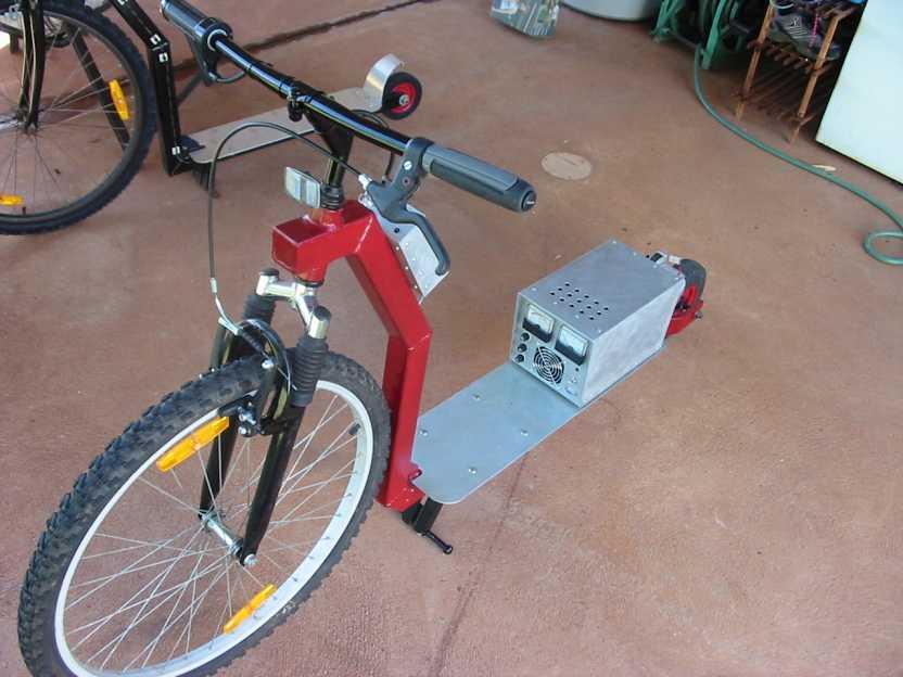 Dari Otopet Jadi Sepeda Listrik Sepedalistrik S Blog