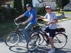 Sepeda listrik buat cowo