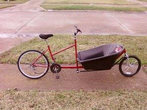 Sepeda-Gerobak