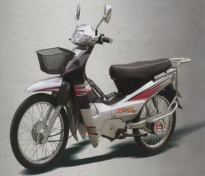 motor listrik mirip motor bebek