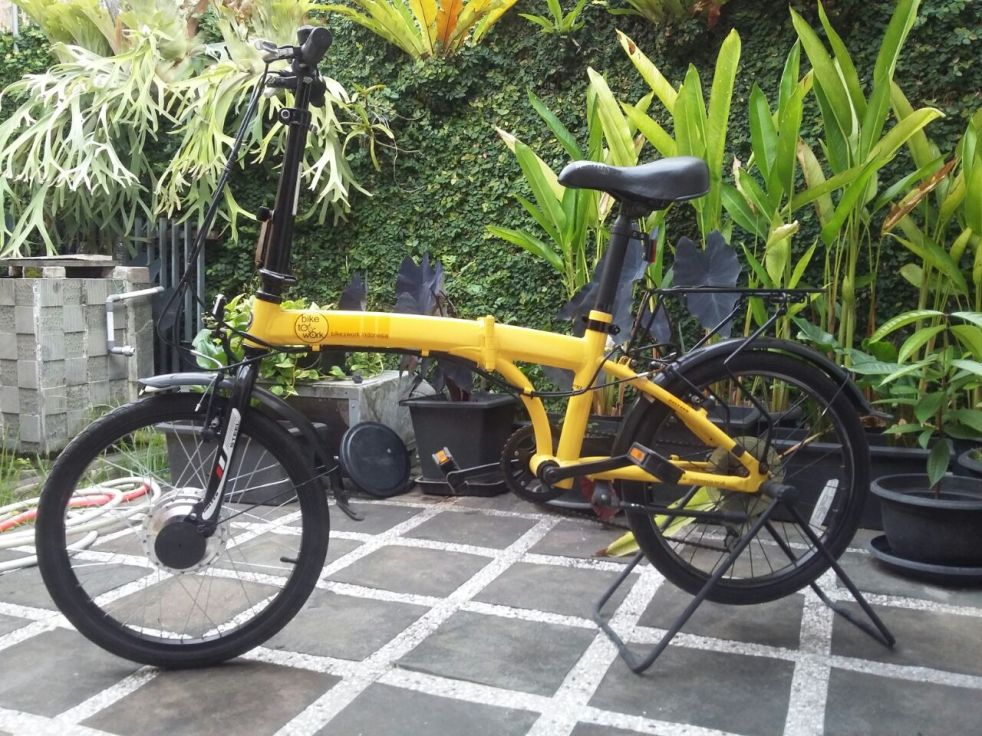 Sepedalistrik 's Blog – Mengubah Sepeda Biasa Jadi Sepeda